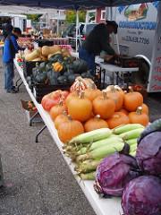 Allen Street Farmers Market (Photo credit: Prima Civitas Foundation, flickr)
