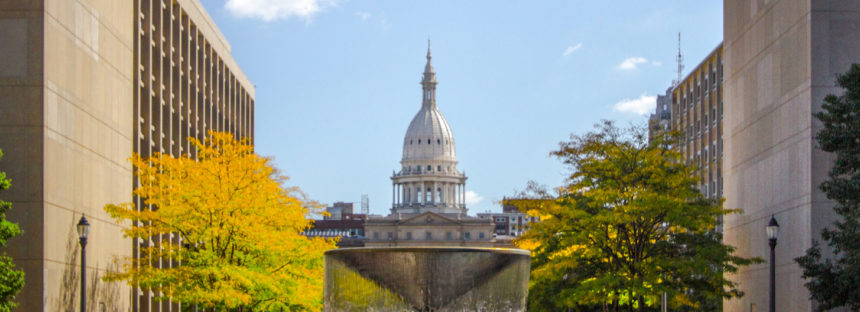 Empowering Michigan communities: Immediate and long-term policy responses to COVID-19