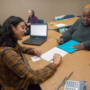 Boosting Earned Income Tax Credits participation to combat poverty & build community