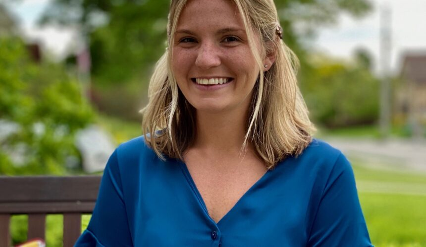 Frankenmuth Fellow Ashley McKnight helps connect residents not only to local government, but to each other