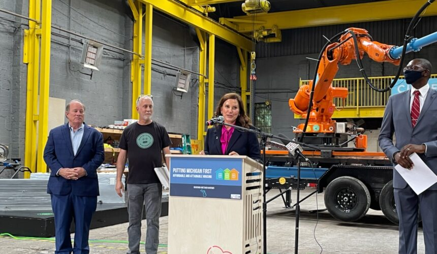 How Gov. Whitmer's $100 million MHCDF funding proposal could expand affordable housing and shape Michigan's economy
