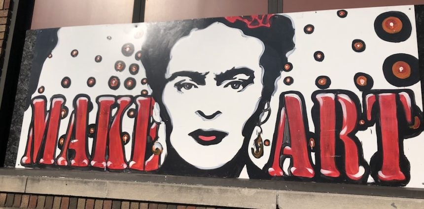 Capital Area Housing Partnership Reveals Pop Icon Murals and Takes Suggestions for Walter French Development
