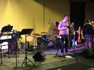 LINC UP's First Friday Event Brings Neighbors Together with Music, Food and Fun