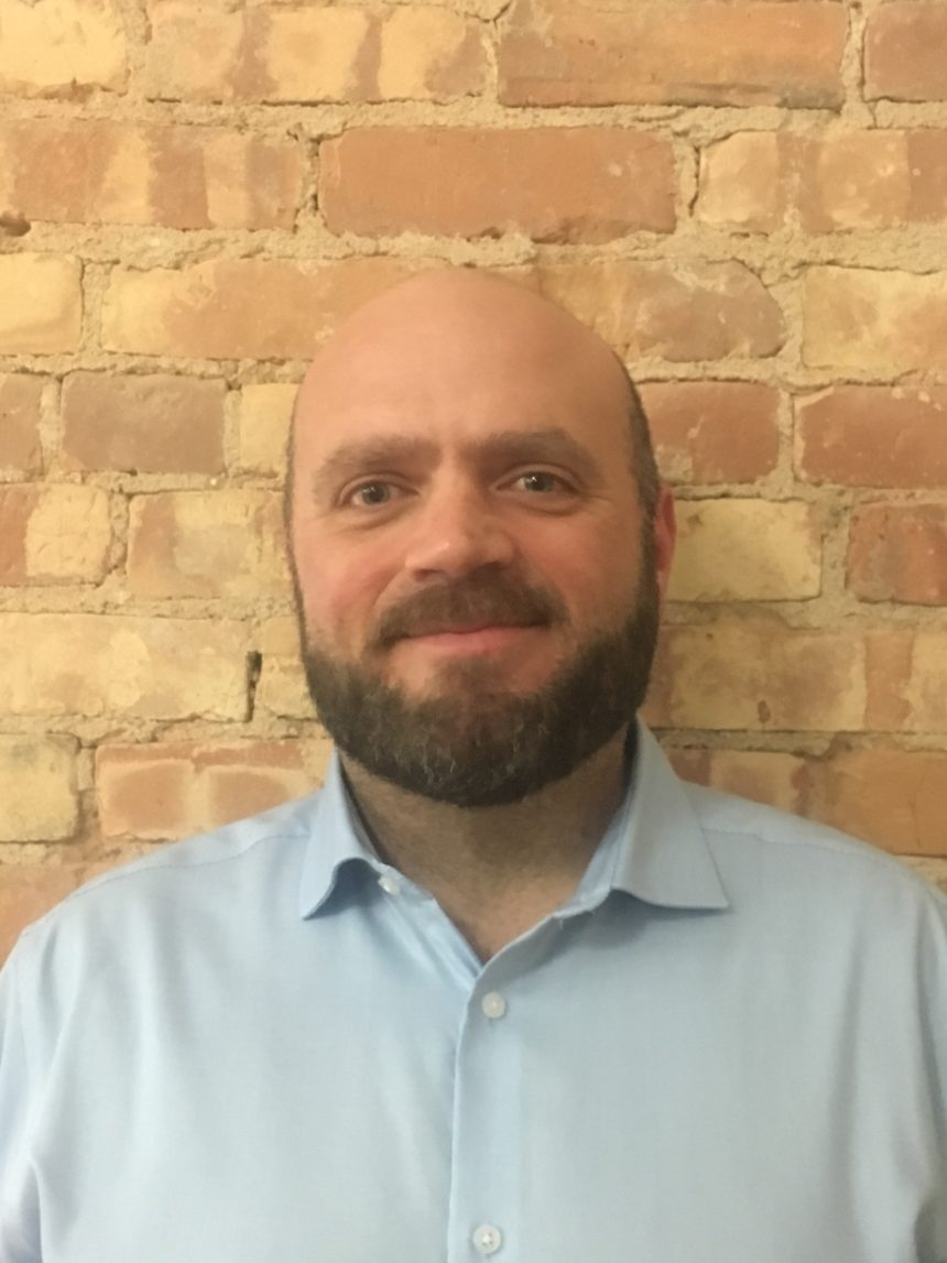 Meet CEDAM's newest team member, Chris Wardell