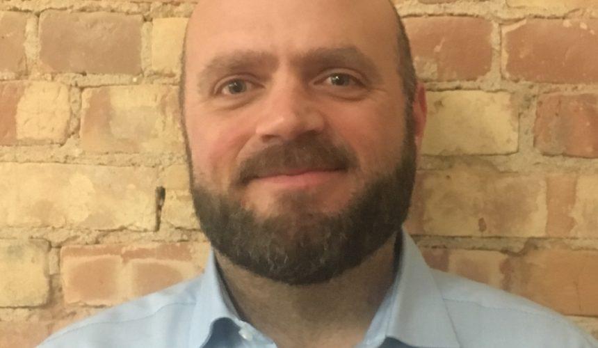 Meet CEDAM's newest team member, Chris Wardell
