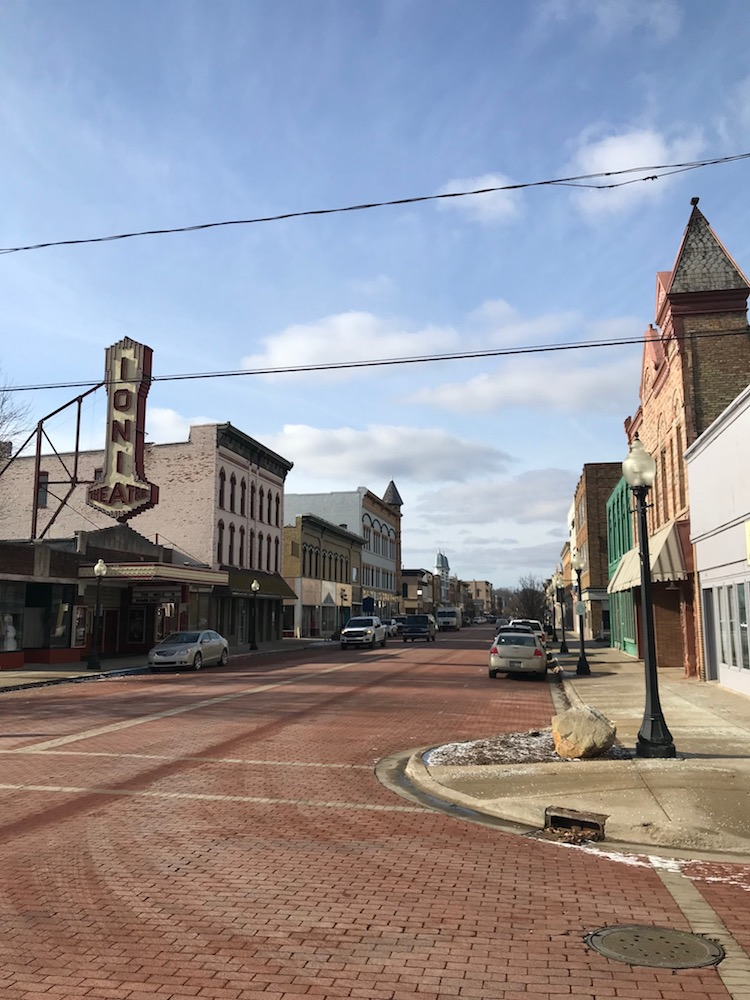 Downtown Ionia