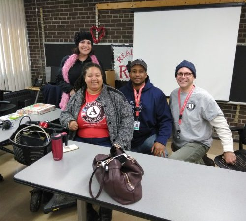 A Day On, Not a Day Off for CEDAM AmeriCorps Members
