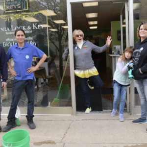 Fellow Feature: A Clean Sweep for Community Development in Ionia