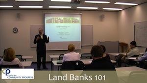 Land Banks 101