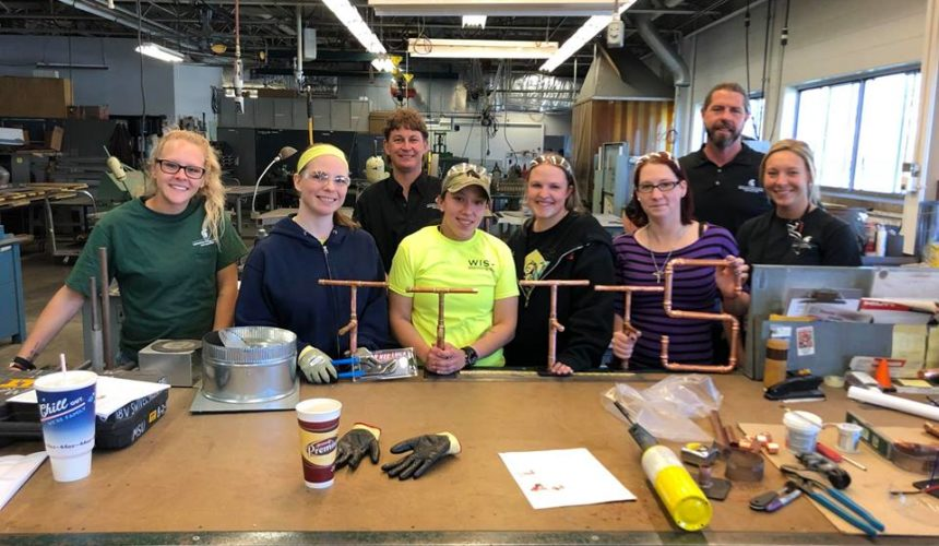 Women In Skilled Trades (WIST) Program Prepares Women For Apprenticeships