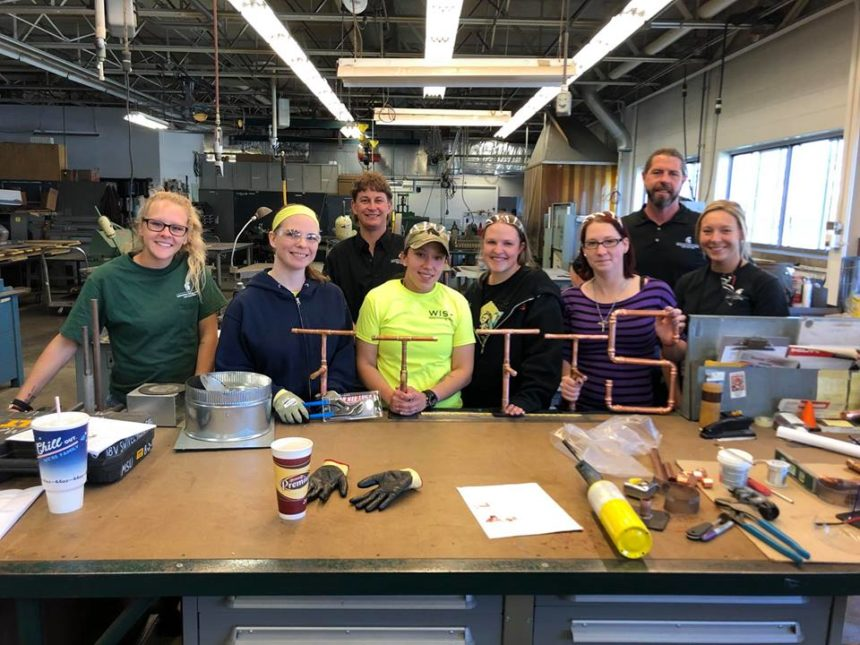 Women In Skilled Trades (WIST) Program Prepares Women For Apprenticeships