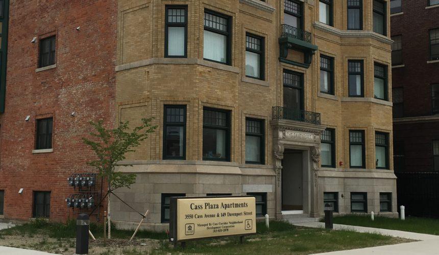 Cinnaire, Cass Corridor Neighborhood Development Corporation and Ginosko Development: Cass Plaza
