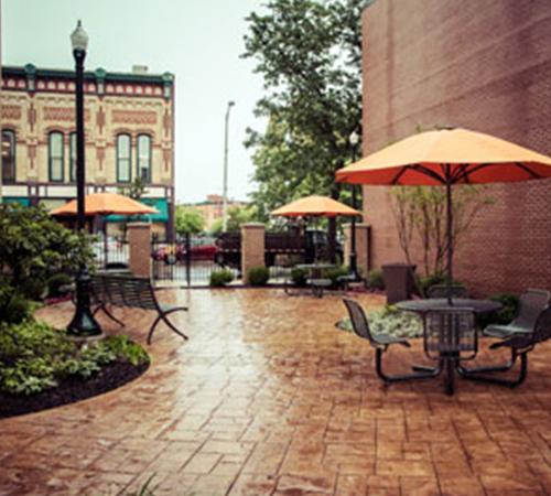 Housing Resources, Inc.: Rickman House Outdoor Park